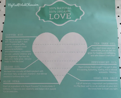 Scrub Love Mint Temptation
