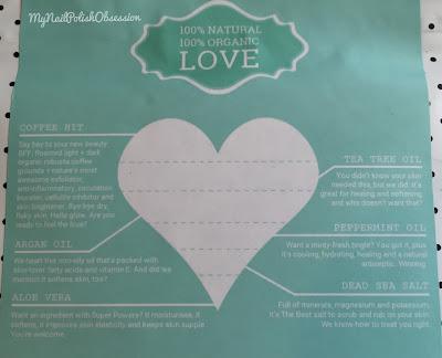 Scrub Love Mint Temptation