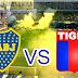 Boca vs Tigre | Ver En Vivo | Superliga: Historial y Formaciones