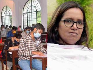 दहावी व बारावीच्या परीक्षा पुढे ढकलल्या, शिक्षणमंत्री वर्षा गायकवाड