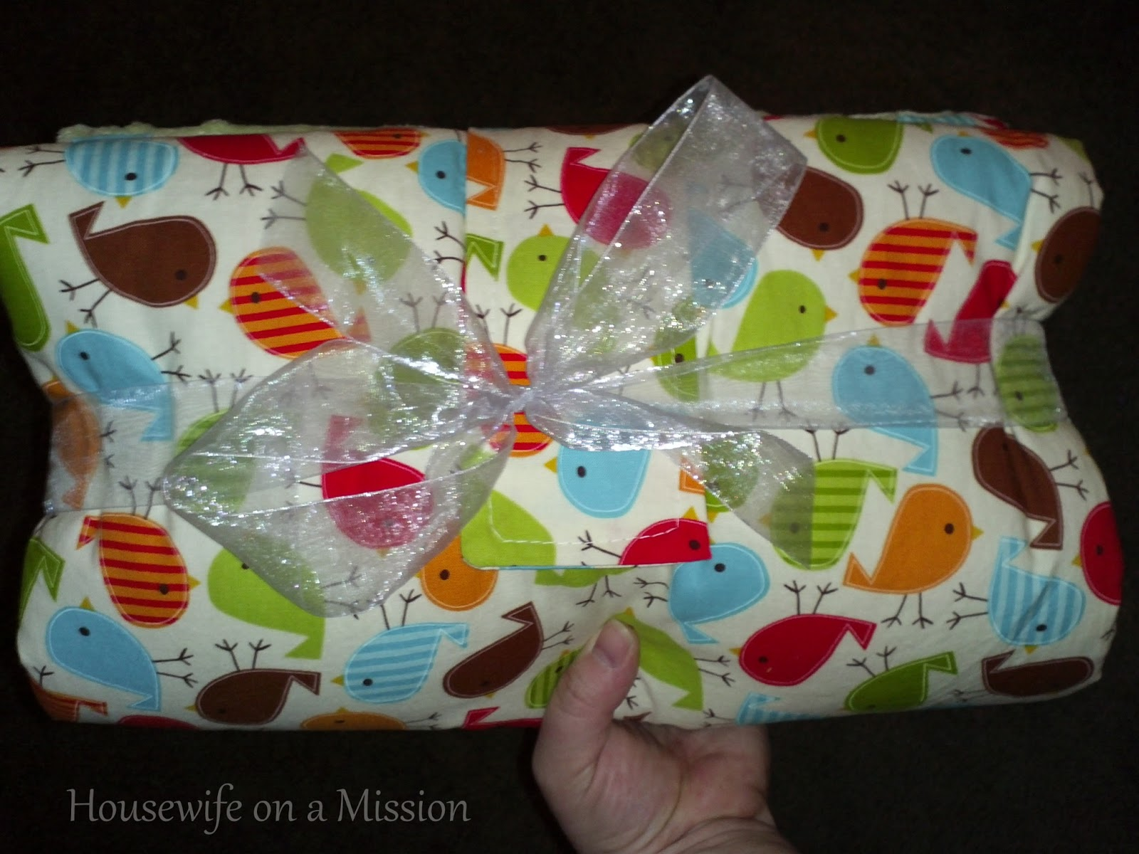 Baby Padded Play Mat from BabyJ & pany Thrifty Nifty Mommy