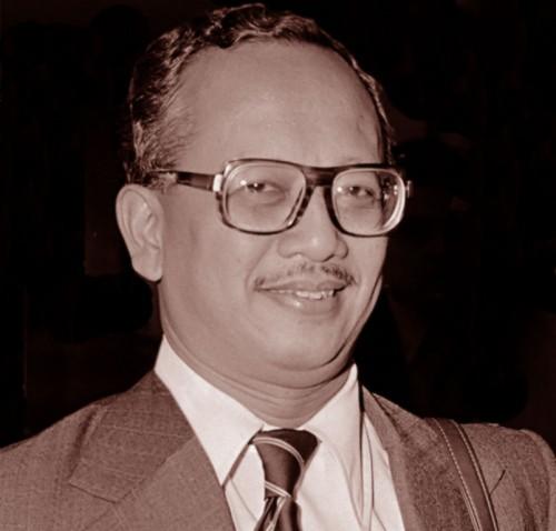 Foto atau gambar Mochtar Kusumaatmadja