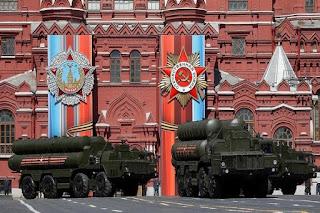 Sistem Rudal S-400 Rusia