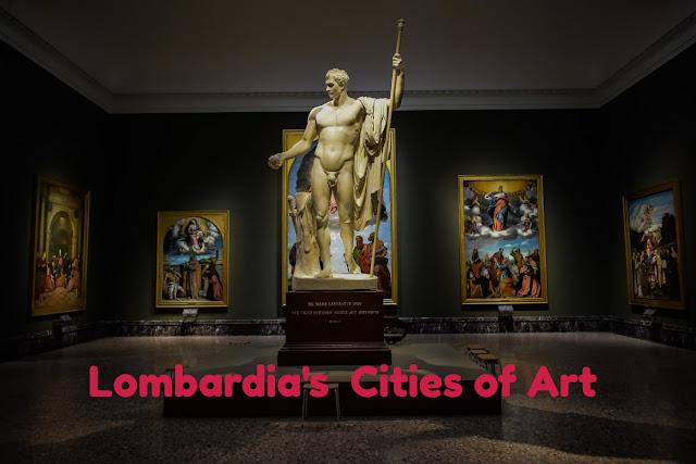 Lombardia's  Cities of Art