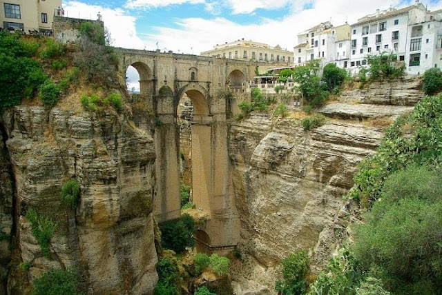 Ronda town of Andalusia