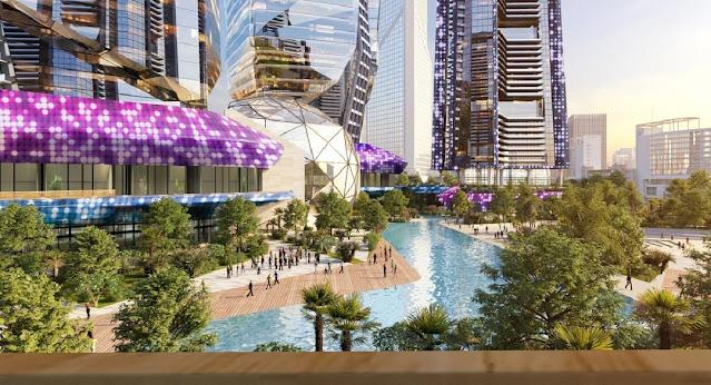 Dự án Sunshine Ks Finance Capital Ciputra Hà Nội không gian hoàn hảo cho mọi loại hình sự kiện