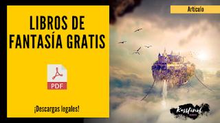 libros de fantasía gratis en pdf