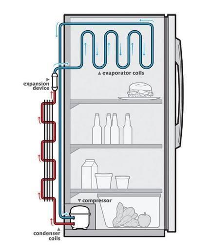 Cara Mudah Memperbaiki Kulkas yang Tidak Dingin
