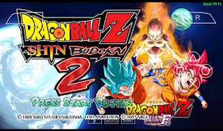 Download Game Dragonball Z : Shin Budokai 2 [Mod SSB ...
