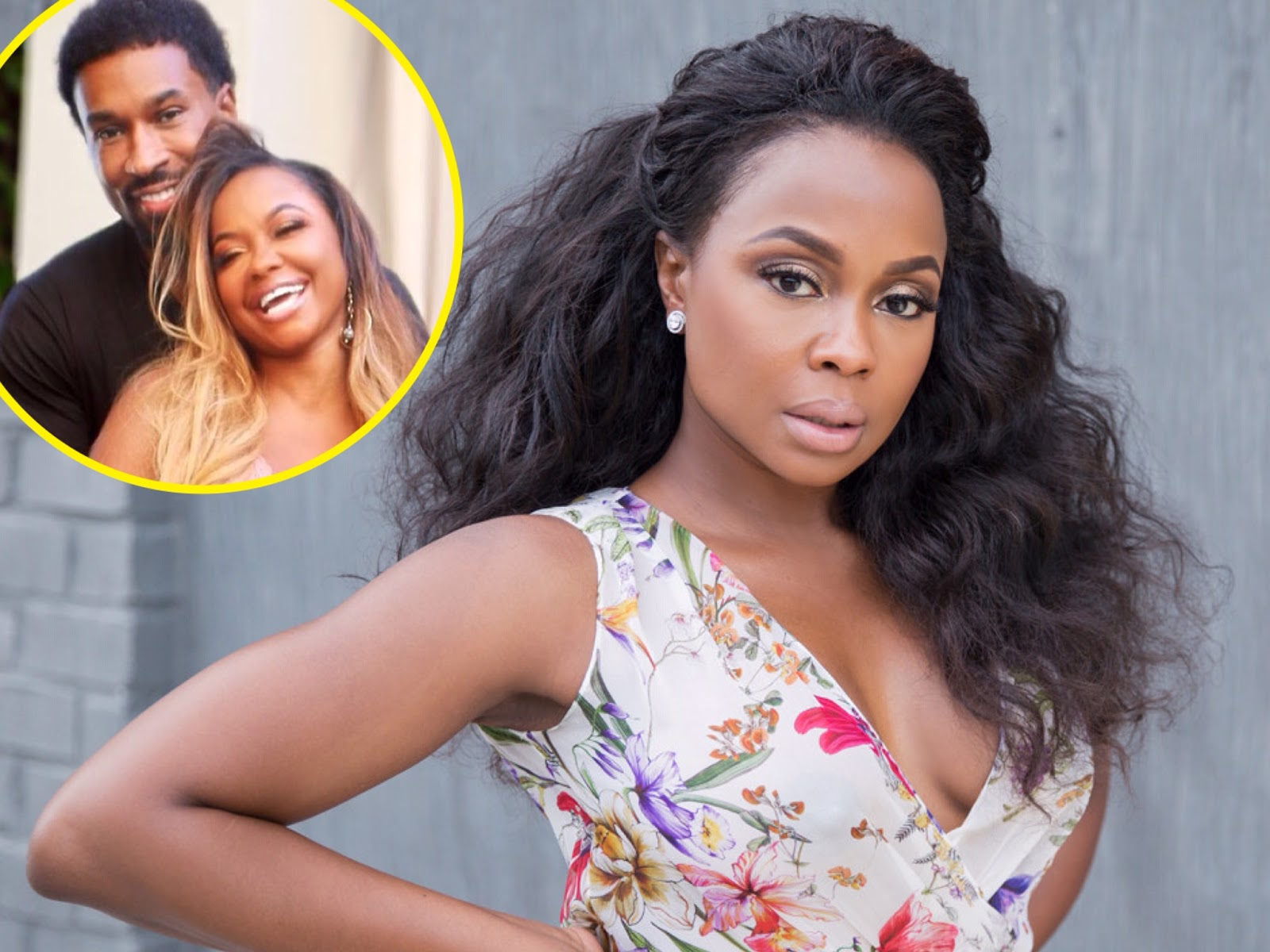 Phaedra Parks Reveals The Reason Why She And Boyfriend Medina Islam Joined Marriage Boot Camp And Addresses Potential Rhoa Return