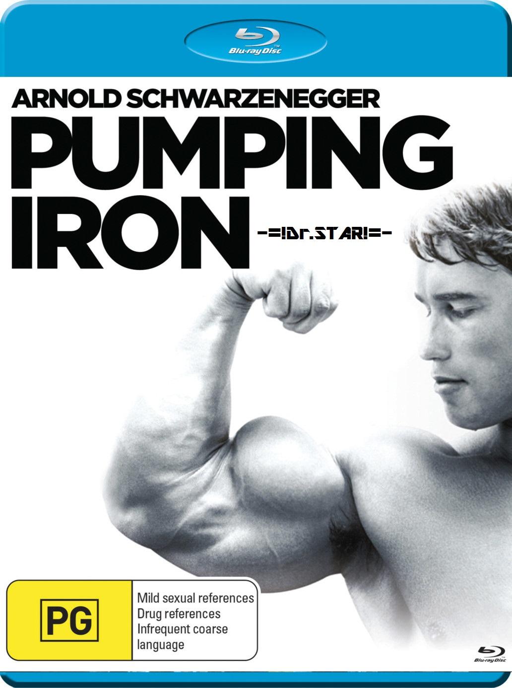 Pumping Iron Hindi Dual Audio Movie Download, Pumping Iron (1977) Hindi Dual Audio 480p Blu-Ray 400MB