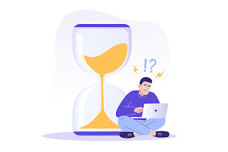 content delivery on-time, content writing deadline