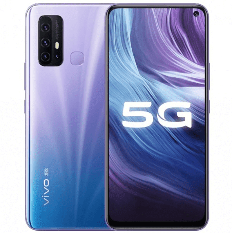 Vivo Z6 5G with Snapdragon 765G, liquid cooling, 5,000mAh battery and 44W fast charging now official