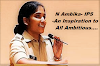 Tale of N Ambika- An Indian IPS officer-A School Drop out Mother's Ambitious Story- An Inspiration and Motivation to All.