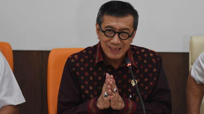 Jokowi Telah Setuju, UU Revisi MK Segera Disahkan oleh DPR