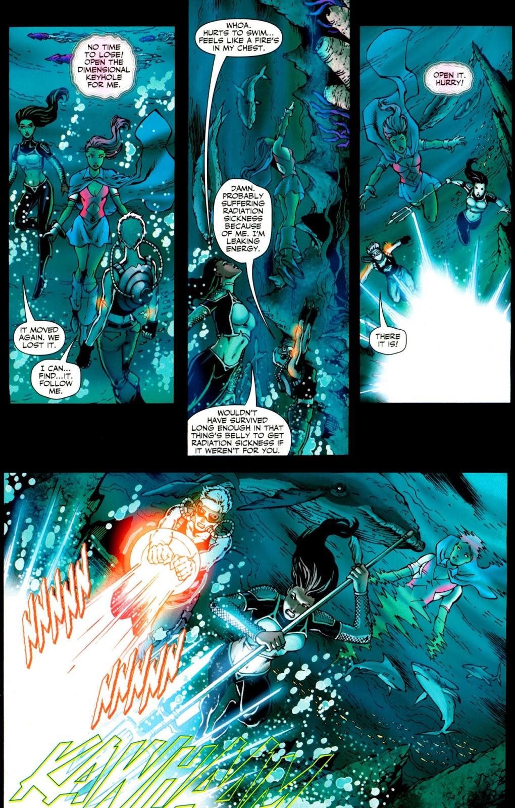 Teen Titans World