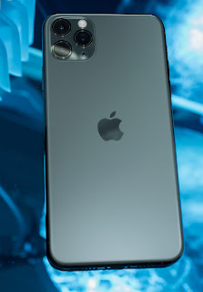 iPhone eleven professional and iPhone eleven professional Max