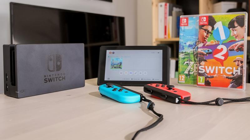 ملحقات Nintendo Switch