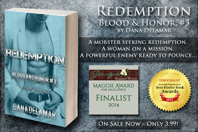Redemption (Blood and Honor, #3) by Dana Delamar
