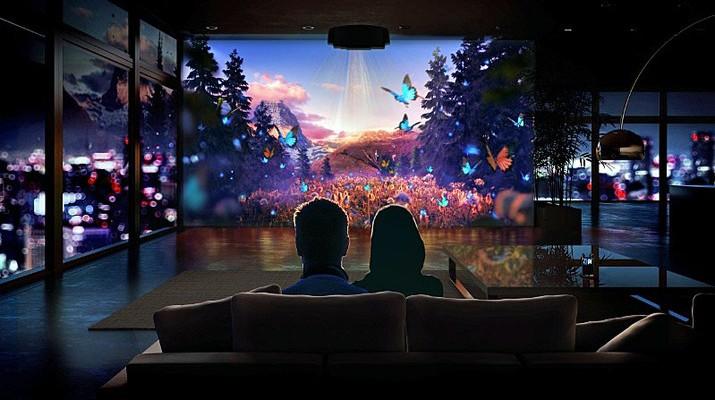Monta tu propia sala de cine low cost npirtube - Proyector cine en casa ...