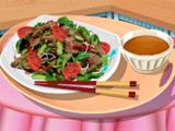 لعبة طبخ سلطة صينية