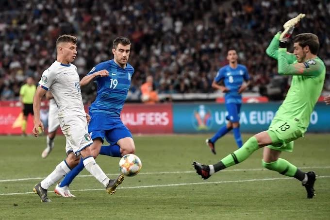 ΠΡΟΚΡΙΜΑΤΙΚΑ EURO 2020: ΠΑΙΧΝΙΔΙ ΓΟΗΤΡΟΥ ΓΙΑ ΤΗΝ ΕΘΝΙΚΗ ΑΠΕΝΑΝΤΙ ΣΤΗΝ ΙΤΑΛΙΑ