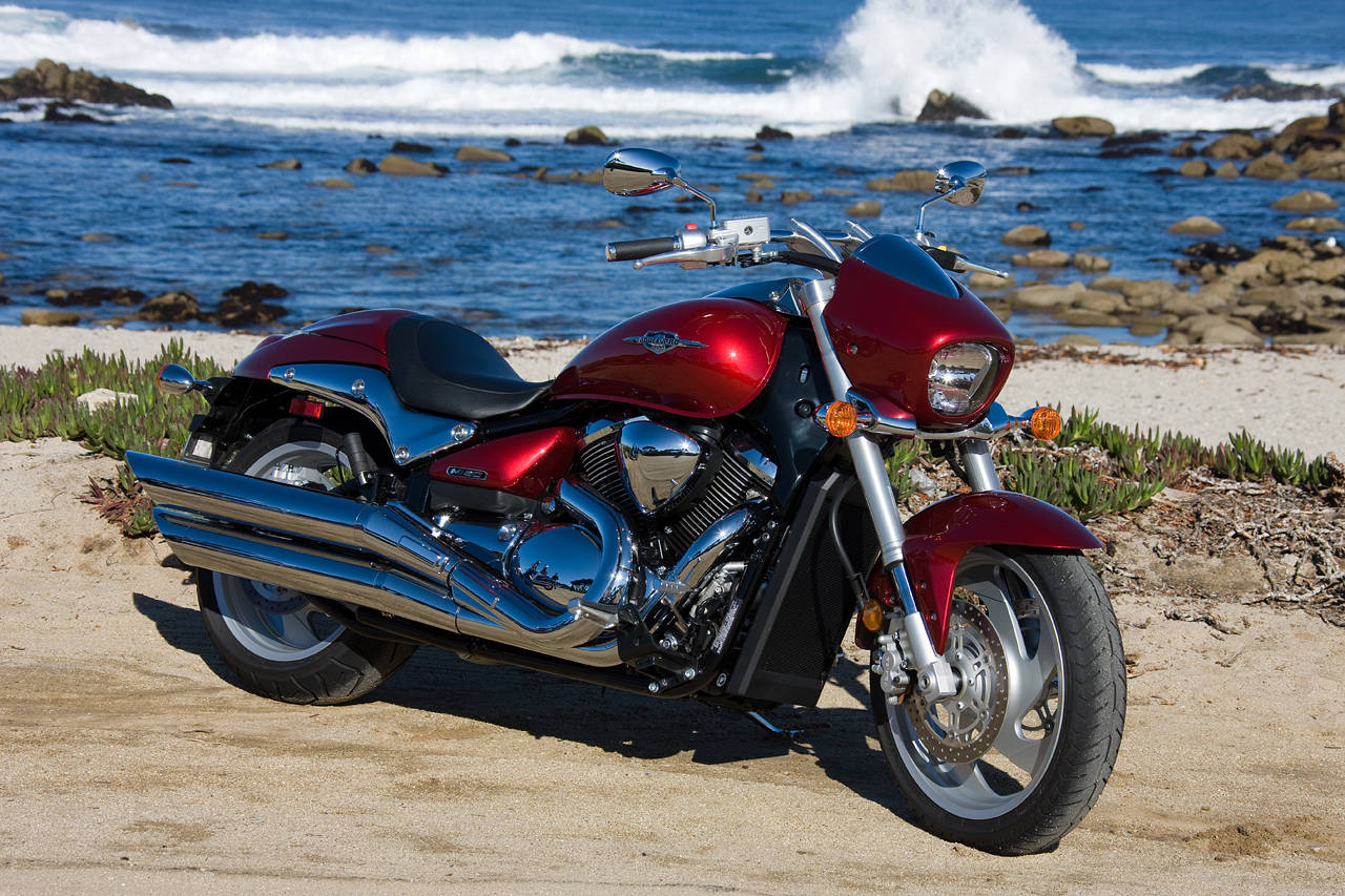 2012 Suzuki Boulevard M90 New Review And Wallpaper