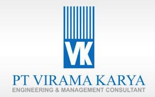 Lowongan Kerja BUMN PT Virama Karya (Persero) 2020