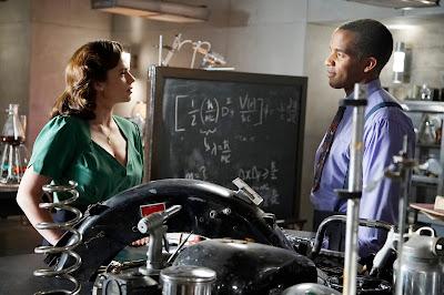 Peggy Carter and Jason Wilkes Agent Carter Season 2