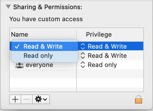 Cara Mengubah Izin Chmod File Di MacBook