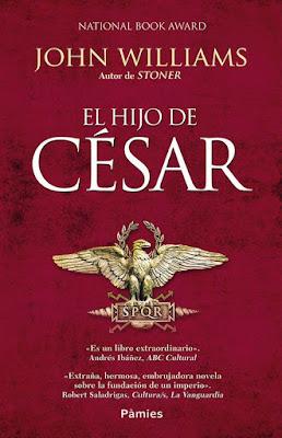 National Book Award, John Williams, Augustus, El hijo de César