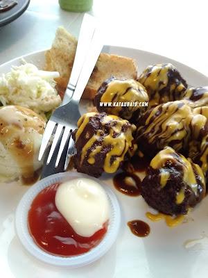 Meat Ball Pak Mat Western Pulau Pinang