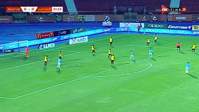 هدف فوز غزل المحلة علي الانتاج الحربي (1-0) الدوري المصري