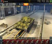 تحميل لعبة الحرب World of Tanks Blitz