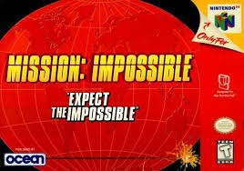Roms de Nintendo 64 Mission Impossible (Español)  ESPAÑOL descarga directa