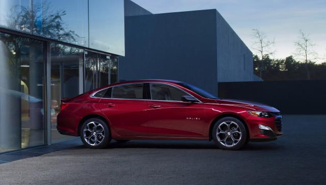 2022 Chevrolet Malibu Review