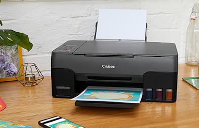 Canon expands PIXMA G-Series MegaTank range with five entry-level printers