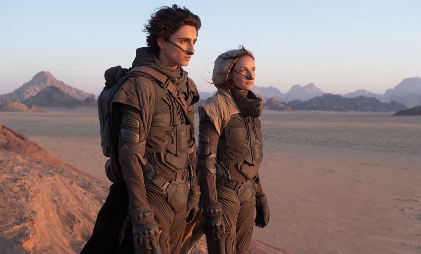 Warner Bros показала новый трейлер фантастического фильма «Дюна» Дени Вильнёва