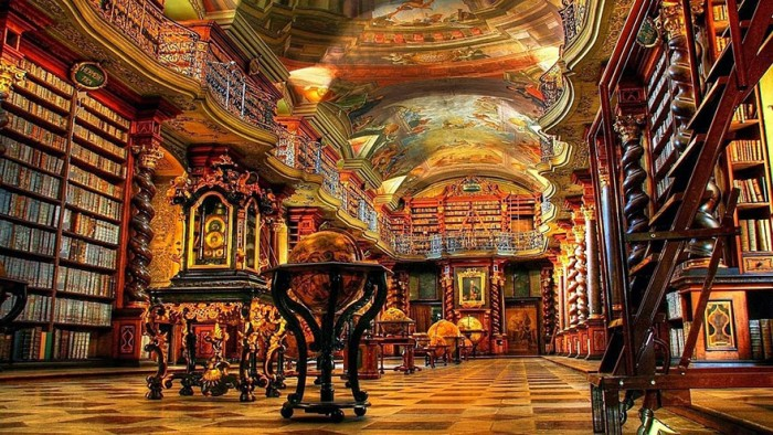 This Is The Most Amazing Library You Have Ever Seen