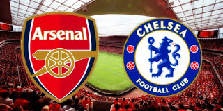 arsenal vs chelsea logo