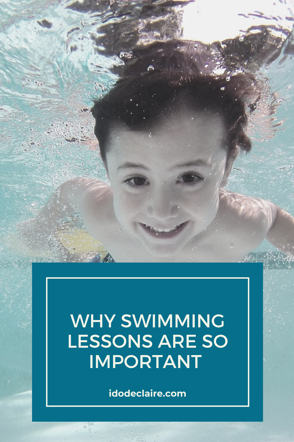 Why Swimming Lessons Are So Important