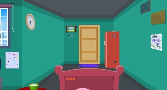 GamesClicker Pine Room Escape