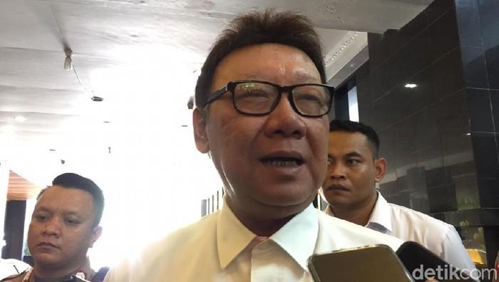 Menteri Tjahjo Sebar Link Film Ilegal, Begini Aturan soal Hak Cipta Film