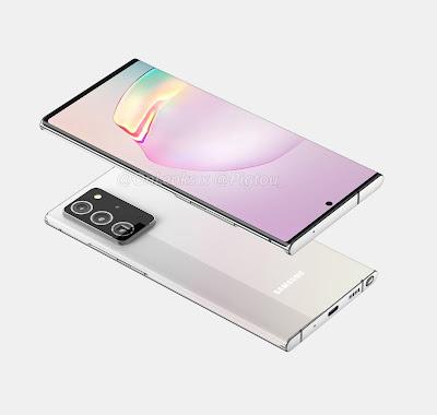 كاميرا Samsung Galaxy Note 20 Plus