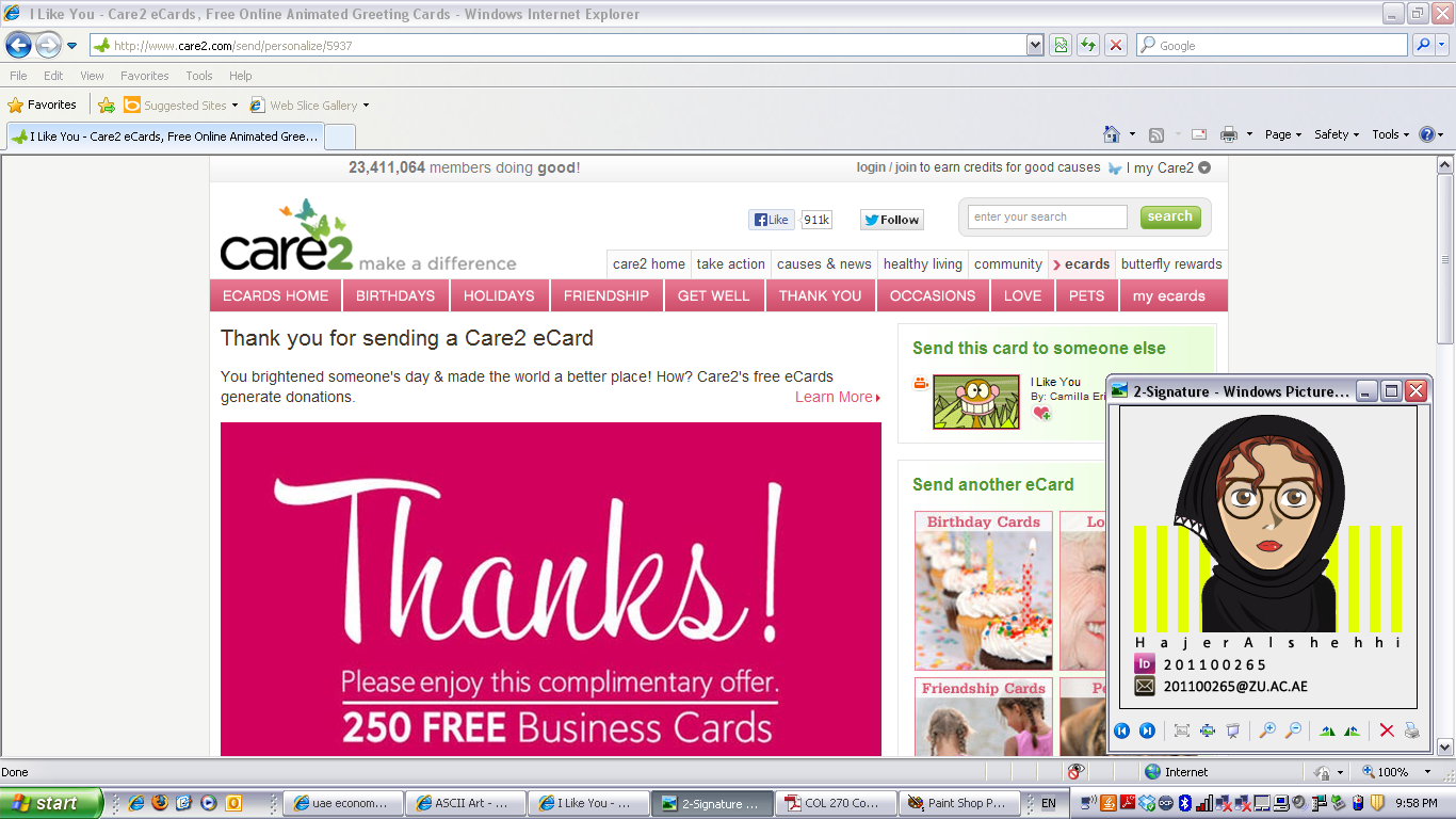 22 Make Someone Happy By Sending Them An ECard 10 Points