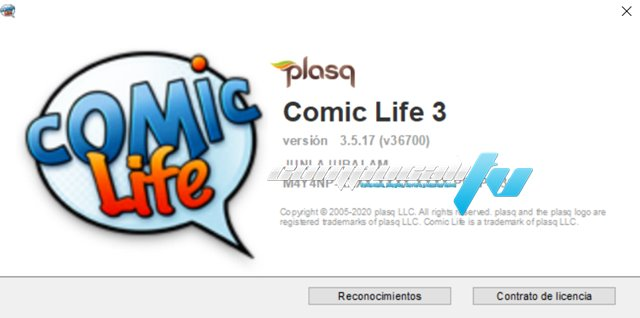 Comic Life Versión Full Español