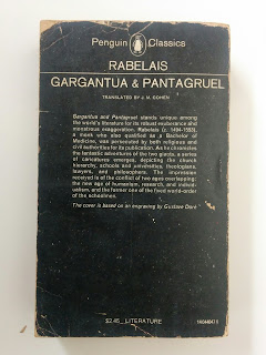 The Histories of Gargantua & Pantagruel