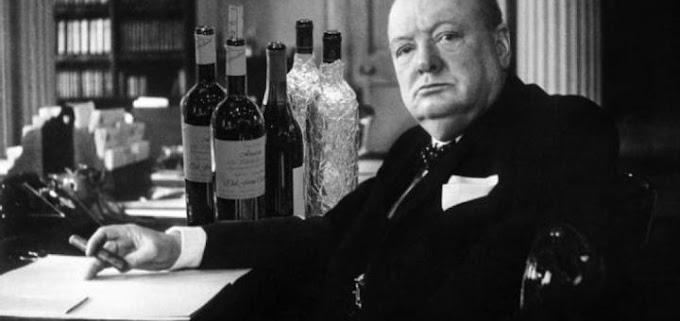 Находчивый Черчилль