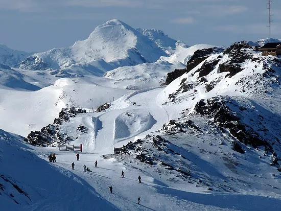 Cerro Castor em Ushuaia, Argentina