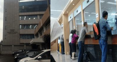 tempat pengurusan visa korea